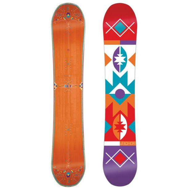 salomon-idol-snowboard women