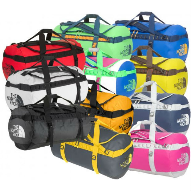 north face duffel bang l